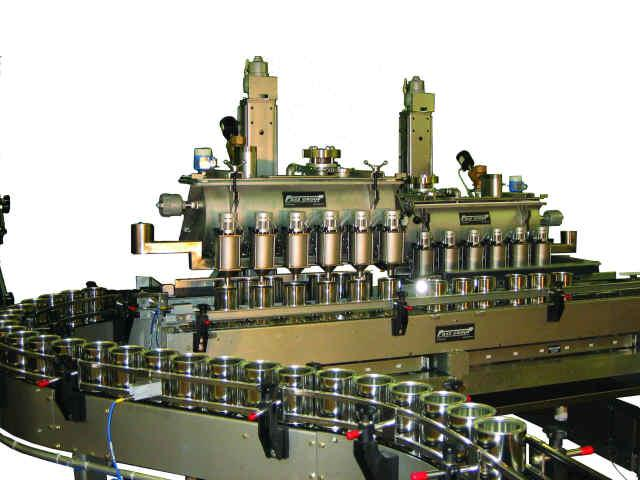 Dual 6 Head pop Filling Machine