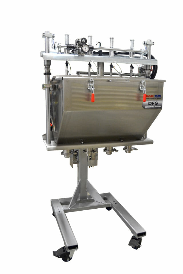 Direct Fill System (DFS) Cart