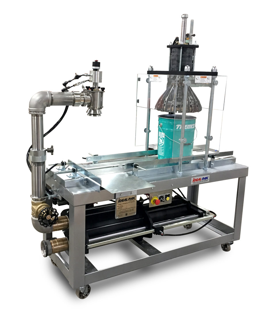 Semi-Automatic Automatic Volumetric Filling Machine