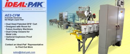 Automatic Electronic Net Weight Liquid Filler