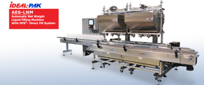 Automatic Net Weight Liquid Filling Machine With Direct Fill System