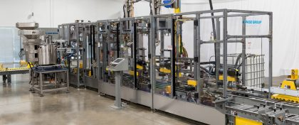 The PASE Group Automated Drum Filling System