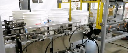 The PASE Group Dual A-B Filler